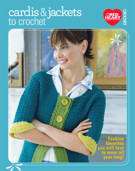 Cardis & Jackets to Crochet