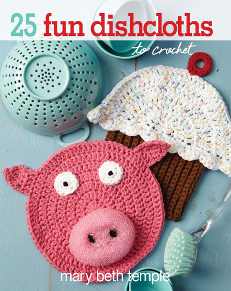 25 Dishcloths to Crochet